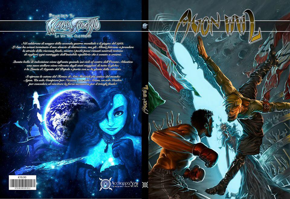 Musha_Shugyo_RPG_AgonWWII_Cover