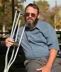 broken toe claim