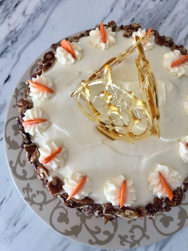 Fancy Shmancy Spelt Flour Carrot Cake 2 | Accidental Artisan