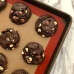 Whole Grain Spelt Brownie Cookies   Accidental Artisan