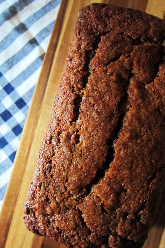 Whole Grain Spelt Banana Bread by Accidental Artisan