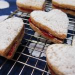 Raspberry Jam Spelt Cookies (Spitzbuben) | Accidental Artisan