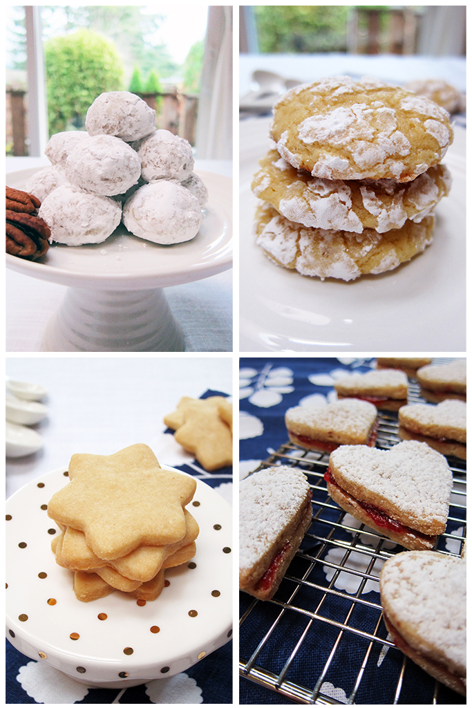 Spelt Christmas Cookie Round Up | Accidental Artisan