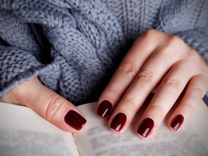 5 Best Winter Nail Polish Colors - Accidental Fame