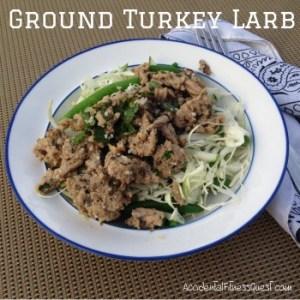 Ground Turkey Larb