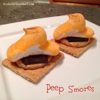 Peep Smores