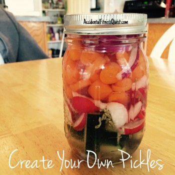 Create Your Own Pickles