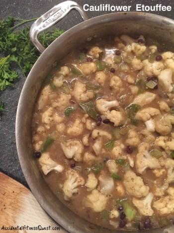 Cauliflower Etouffee