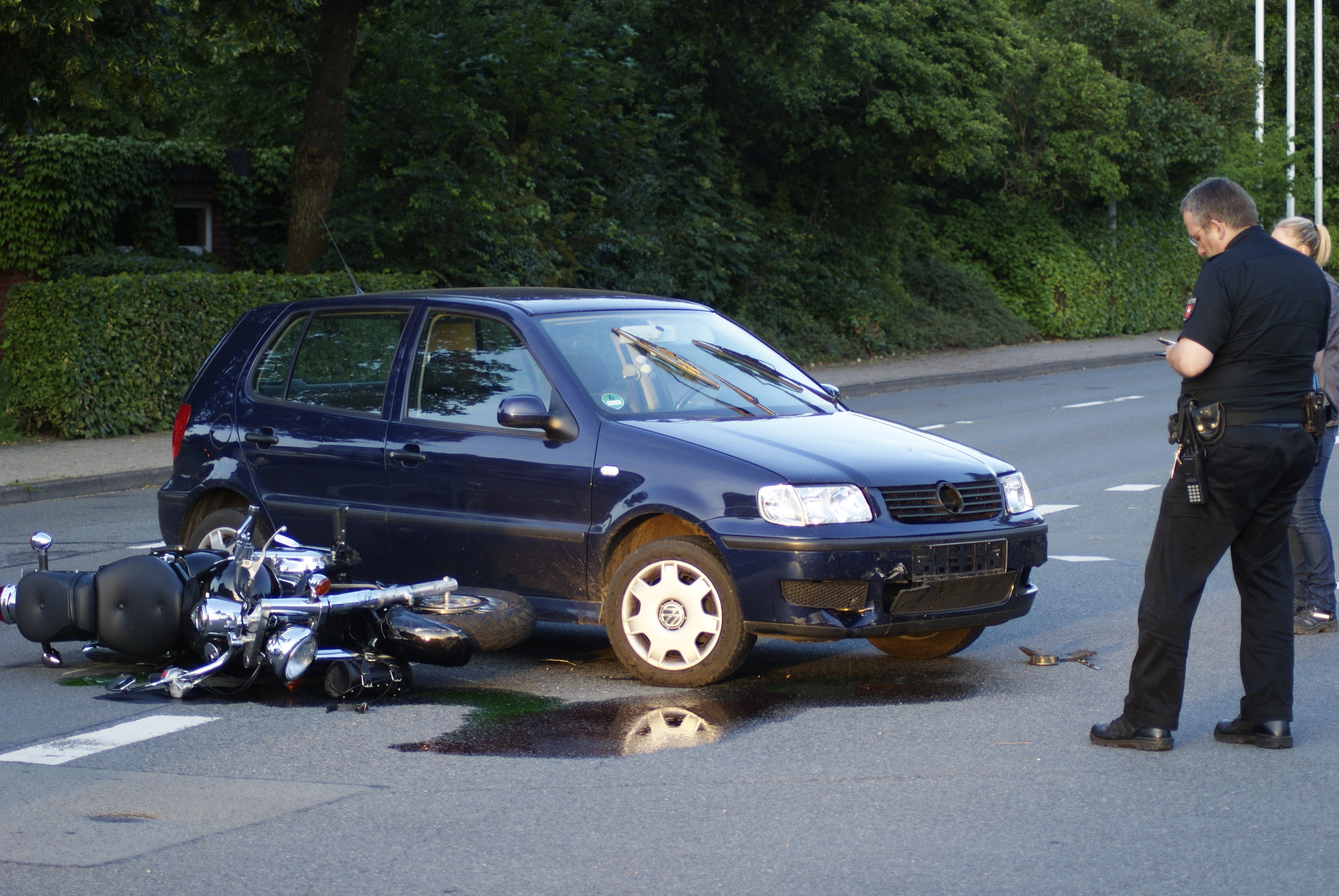 How to Protect Yourself in a Motorcycle Accident - Law