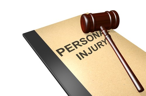 personal injury claim against a landlord