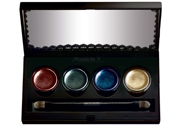 "Make Up For Ever ""Black Tango"", Fall Winter 2012/2013 Collection - Palette"