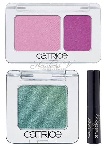 Catrice Eyeshadow Spring 2011