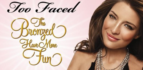Too Faced Summer 2011 - The bronzed have more fun