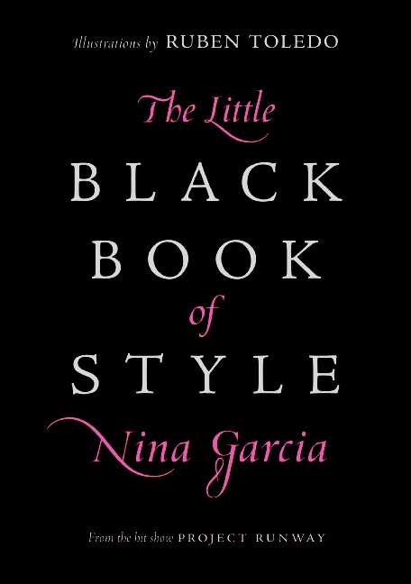 Nina Garcia - The black book of style - Cover