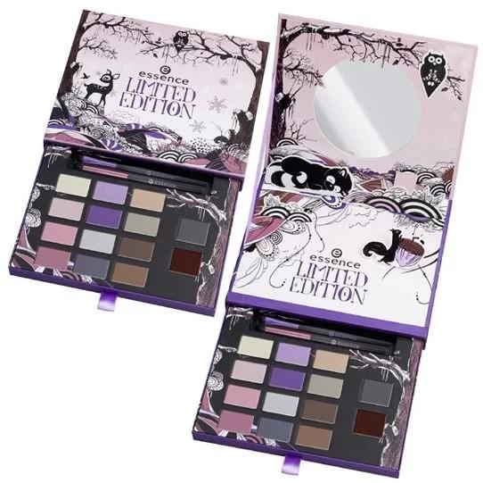 Essence Limited Edition Palette - Novembre 2011 - Inside (makeup)
