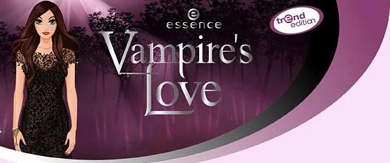 Essence Vampire's Love Trend Edition
