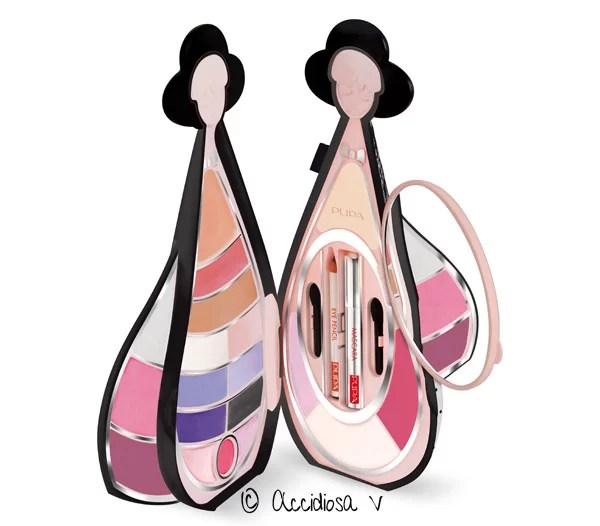 Pupa Paris Touch Doll Big (Haute Couture Christmas 2011)