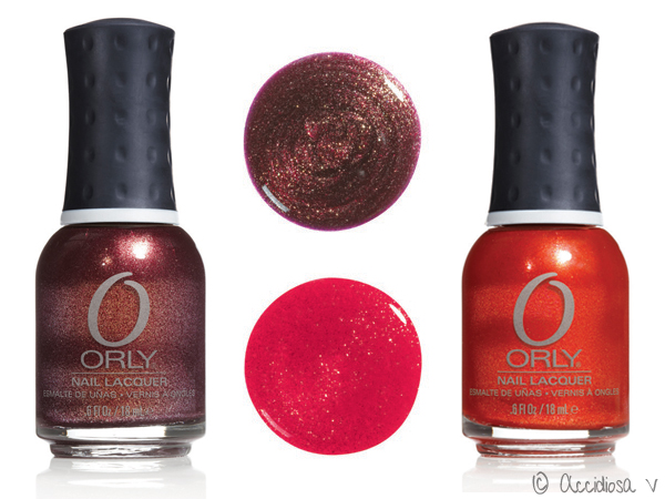 Orly Mineral Fx - Emberstone - Rock the world