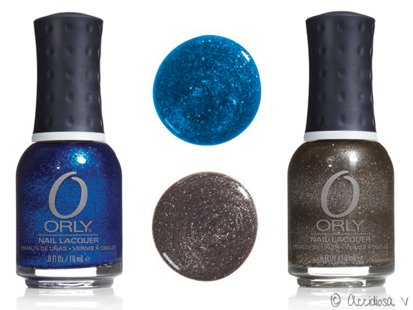 Orly Mineral Fx - Rock Solid - Stone Cold