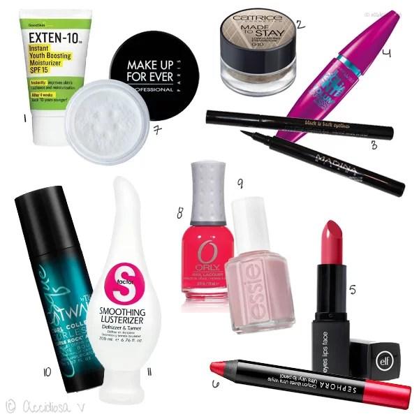 San Valentino 2012 - Makeup Low cost