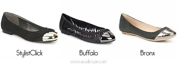 Shoes Trends Summer 2012: Cap-toe Ballerinas & Flats - www.accidiosav.com