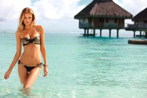 Victoria's Secret Swimwear 2012 lookbook
