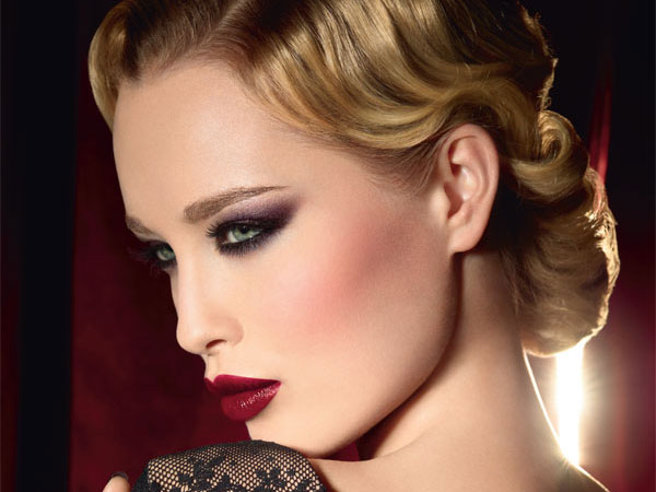 """Make Up For Ever """"Black Tango"""", Fall Winter 2012/2013 Collection - Look"""
