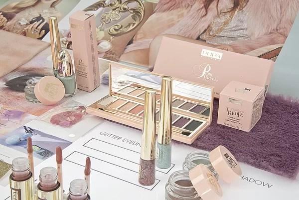 Pupa Princess Make Up Collection 2013