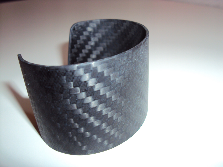 Carbonmall - Bracciale in fibra di carbonio | AccidiosaV