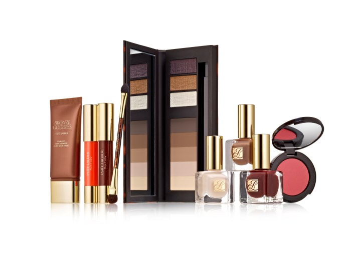 Estée Lauder Bronze Goddess - Collezione Estate 2014 - Makeup | AccidiosaV