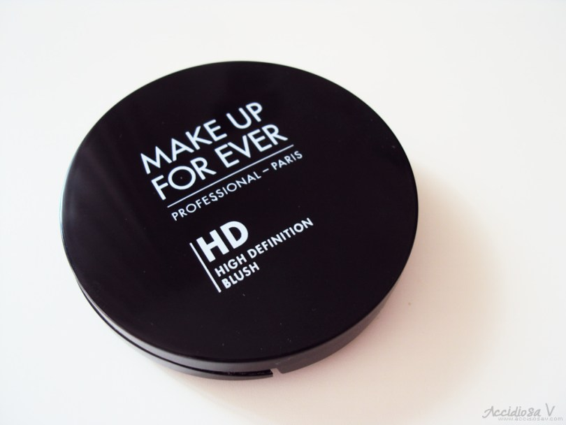 Make Up For Ever HD Blush - 335 Fawn - Packaging | AccidiosaV