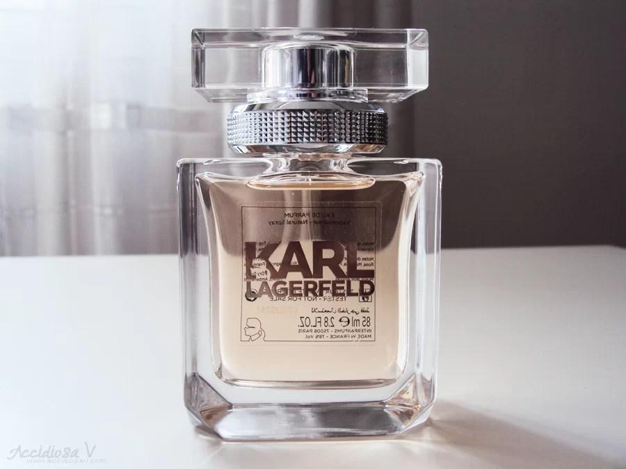 Karl Lagerfeld For Her - Signature Perfume 2014   AccidiosaV