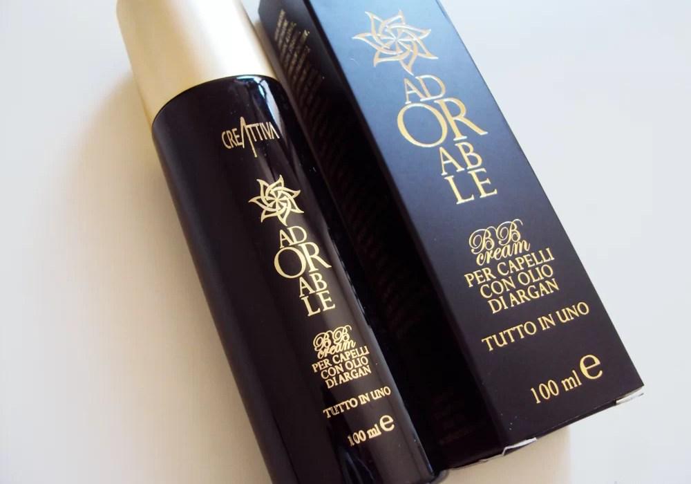 Creattiva BB Cream Adorable con Olio d'Argan - Close up packaging