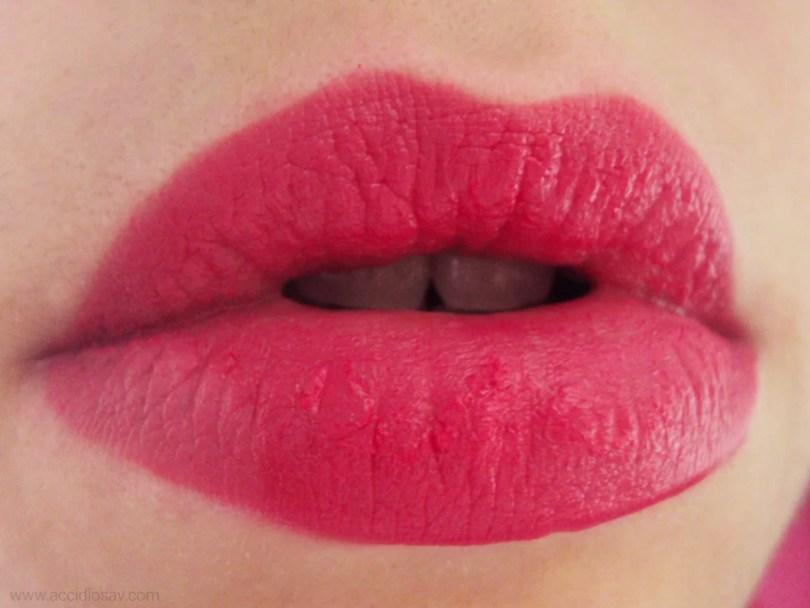 Rossetto Miss Pupa Velvet Matt - Swatch - Novità Autunno 2014