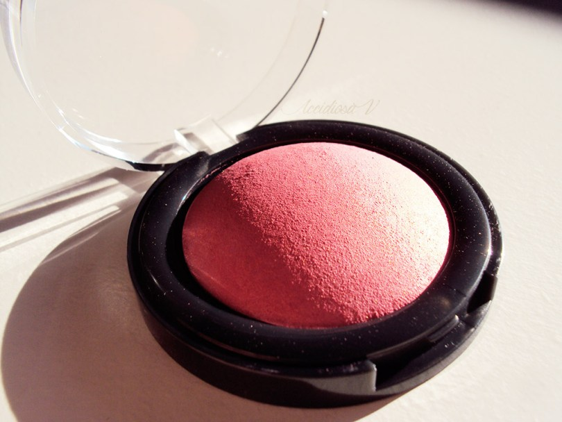 Glossip Baked Blush Pure Colour Effect - N 2 Cocoon