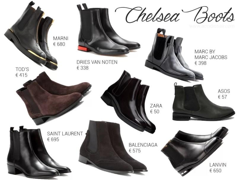 Chelsea Boots - Proposte Stilisti Autunno Inverno 2014 2015 | Accidiosav.com