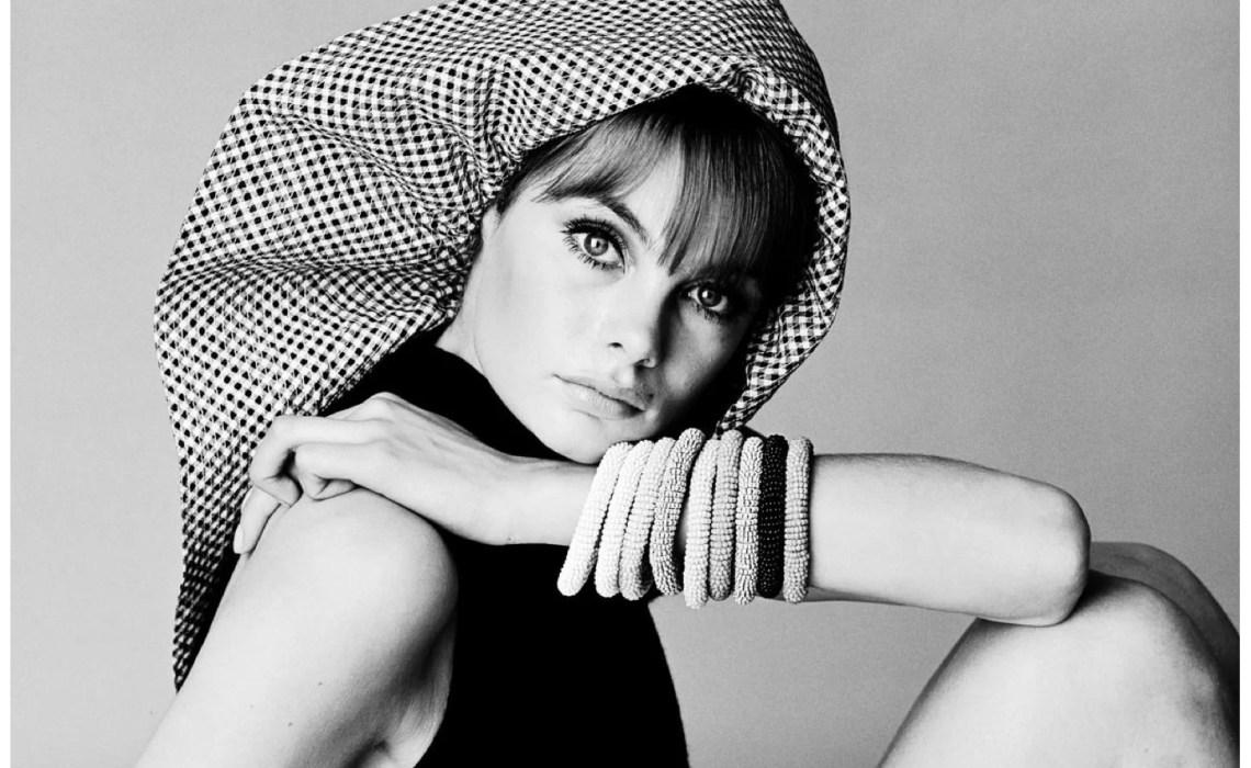 Beauty Icon - Jean Shrimpton - Swinging 60s London Model