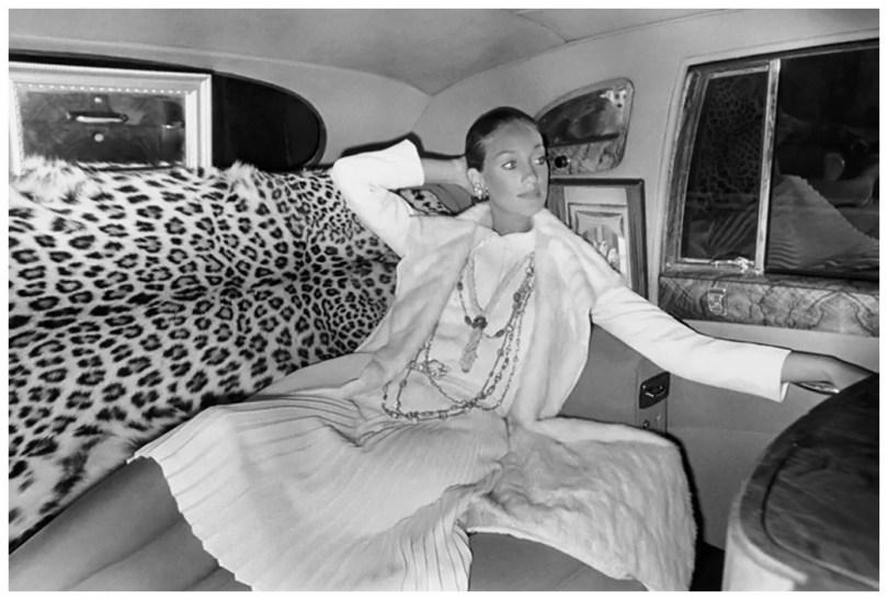 Beauty Icon - Marisa Berenson - 60s 70s Model