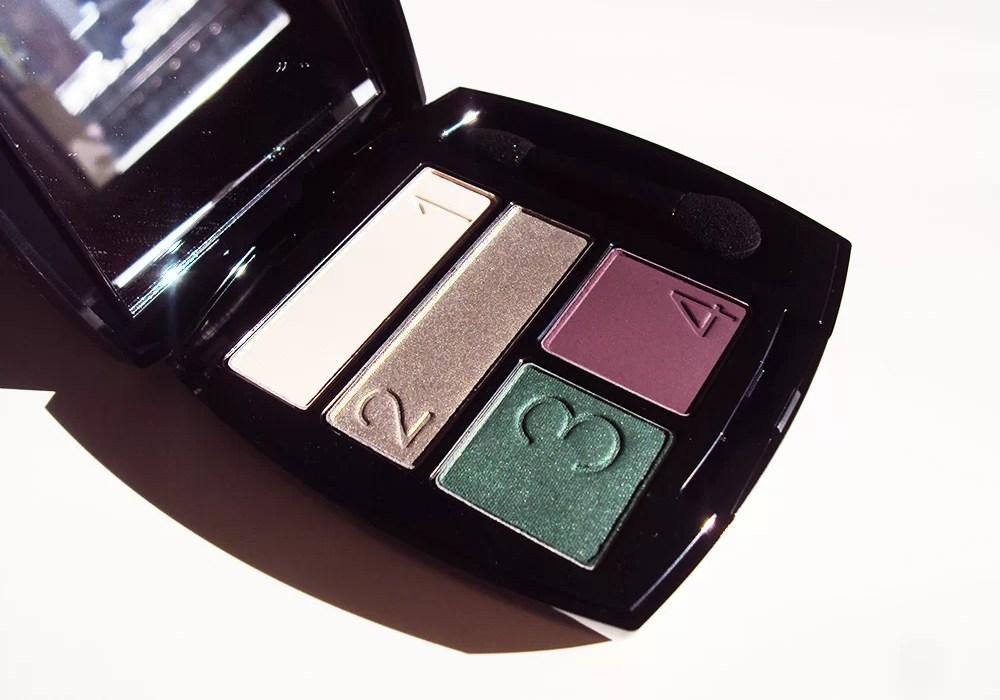 Palette Avon Ombretto 4 Colori Semprevivo Sultry Emerald