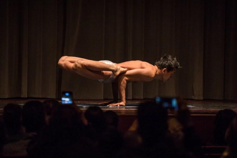 Primo Campionato Italiano Yoga Sport - 18 Aprile 2015 - Teatro Verdi Pordenone