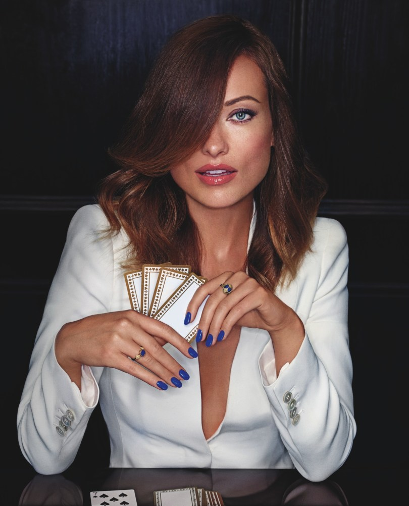 Olivia Wilde - Revlon ColorStay Gel Envy