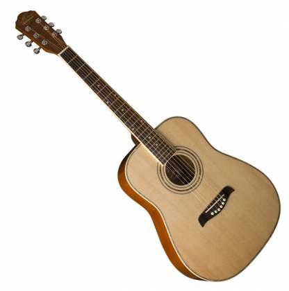 Oscar Schmidt Og1lh A 3 4 Size 6 String Lh Acoustic Guitar Natural Og 1 Lh A Canada S Favourite Music Store Acclaim Sound And Lighting