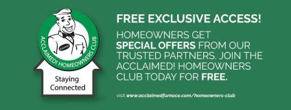 acclaimed homeowners club