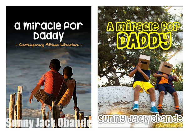 A Miracle for Daddy Cover