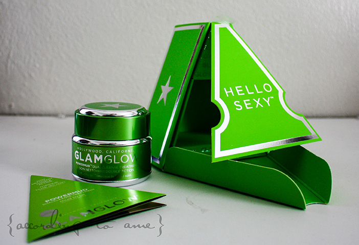 accordingtoame glamglow powermud