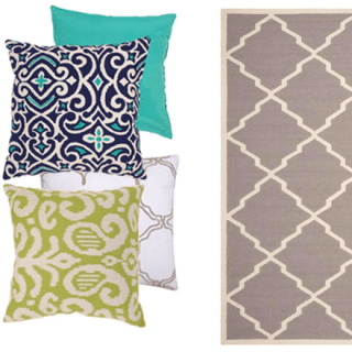 4 tips for pairing colors & patterns