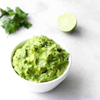 Five-Minute Guacamole