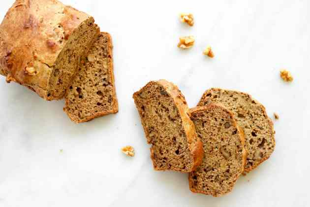No Added Sugar Banana Bread 6