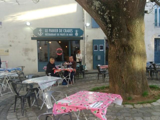 Le Panier de Crabes - La Rochelle