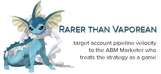 Account-Based Marketing meets Pokemon